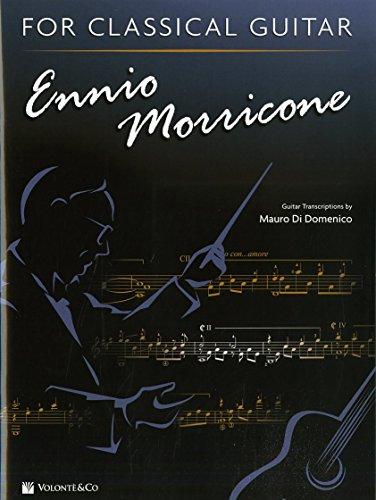 Ennio Morricone for Classical Guitar par Ennio Morricone