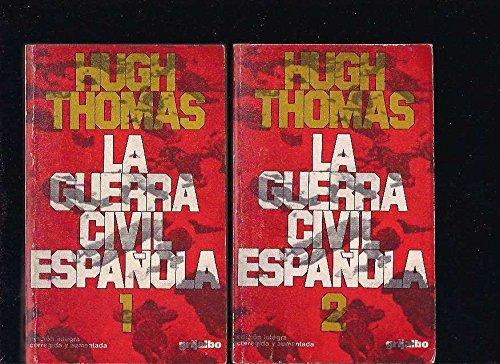 Guerra civil española. 1936-19392 tomos