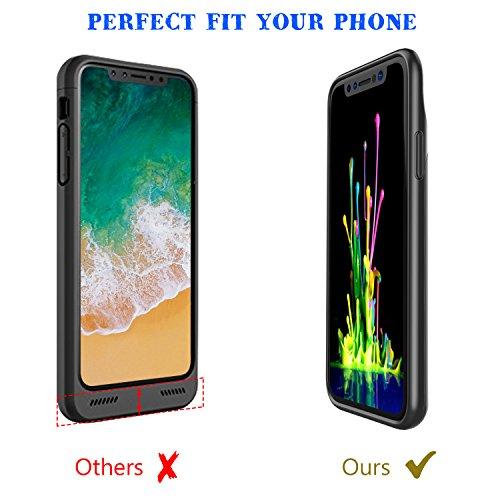 custodia powerbank iphone x