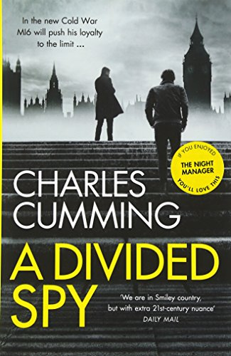 A Divided Spy Cover Image