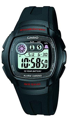 Casio W-210-1CVDF (I065) Youth-Digital Digital Watch For Men