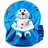 Kids School Bag Soft Toy Plush Backpack Cartoon Bag Children's Gifts Boy/Girl Baby/ Decor School Bag For Kids (Doramon)