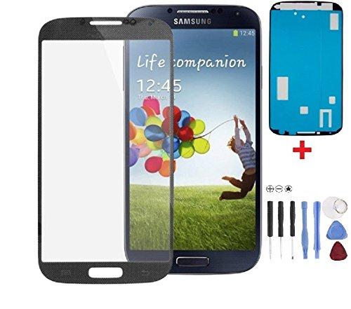 Front-Scheibe Touchscreen für Samsung Galaxy S3 Blau + Werkzeug und 3M Klebepad