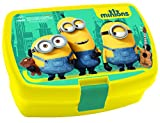 Minions Brotdose Lunch Box Disney Lunchbox 558-86261
