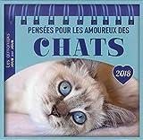 Telecharger Livres CALENDRIER Almaniak Pensees pour les amoureux des chats 2018 (PDF,EPUB,MOBI) gratuits en Francaise
