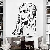 Lkfqjd Hohe Qualität Vinyl Wandkunst Aufkleber Aufkleber Game Of Thrones Vaccine Wandaufkleber Kunst Home Wand Size58 * 75 Cm
