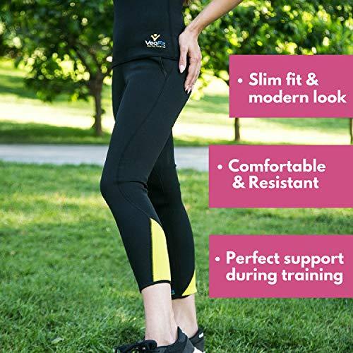 Zoom IMG-2 veofit pantalone per sudorazione legging