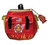 3-D Rucksack Tasche Feuerwehr Kinder wasserabweisend Auto Feuerwehrauto