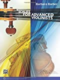 Scales for Advanced Violinists --- Violon - Barber, Barbara --- Alfred Publishing