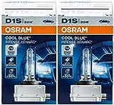 2x Osram D1S Xenarc Cool Blue Intense Xenon Brenner Xenonbrenner 6000K 66140CBI 35 Watt Autolampe Birne Hid Scheinwerfer Lampen  Mehr Licht Neu