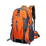 Clode® 40L extérieur camping randonnée imperméable à l'eau bagages Voyage en nylon sac à dos sac à dos