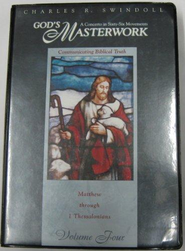 Matthew Thessalonians God S Masterwork