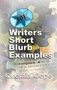 101 Writers Short Blurb Examples by [Cope, Quentin]