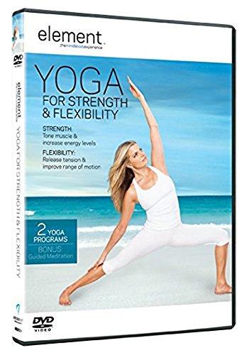 Element: Yoga For Strength & Flexibility [Edizione: Regno Unito] [Edizione: Regno Unito]