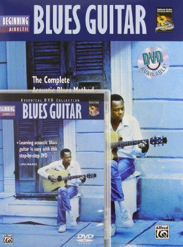 Complete Acoustic Blues Method: Beginning Acoustic Blues Guitar (National Guitar Workshop)