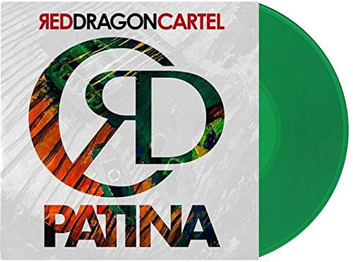 Red Dragon Cartel - Patina (Exclusive Limited Edition Green vinyl) [vinyl] Red Dragon Cartel