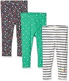 Mothercare Baby-Mädchen Leggings 3 Pack, weiß, 4-5 Jahre (Hersteller Größe: 110)