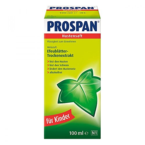 Prospan Hustensaft, 100 ml