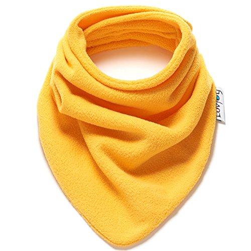 Lovjoy Neonato Bambino sciarpa di lana invernale (Giallo) 4156d203afc0