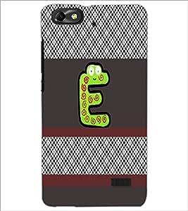 PrintDhaba GRANDbet E D-4329 Back Case Cover for HUAWEI HONOR 4C (Multi-Coloured)