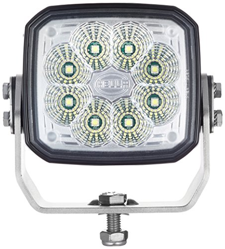 Preisvergleich Produktbild HELLA 1GA 995 606-081 Arbeitsscheinwerfer Ultra Beam LED Gen. II für weitreichende Ausleuchtung,  Anbau,  12V / 24V