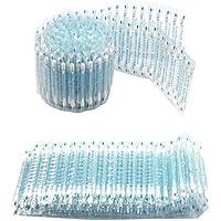 Tuzi Qiuge 100 PCS Conveniente Desechables Alcohol médico Desinfección Esponja de algodón Herramienta de Cuidado de la Salud