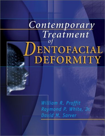 Contemporary Treatment of Dentofacial Deformity, 1e by William R. Proffit DDS PhD (2002-10-24)
