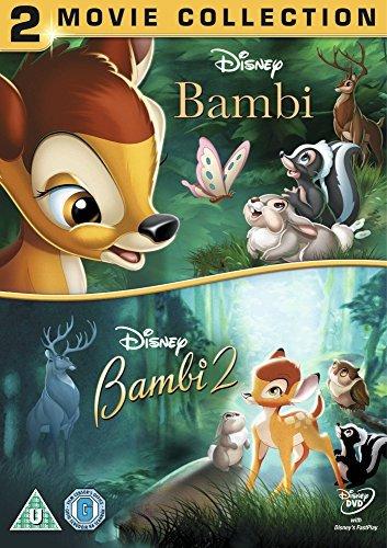 Bambi / Bambi 2 (2 Dvd) [Edizione: Regno Unito]