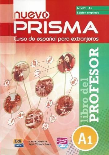 Nuevo Prisma A1 Libro del Profesor Edicion Ampliado+ CD (Enlarged editionTutor Book)