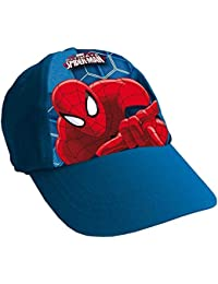5daa88598be MARVEL AMAZING SPIDERMAN BASEBALL CAP BOYS BLUE ONE SIZE CAP