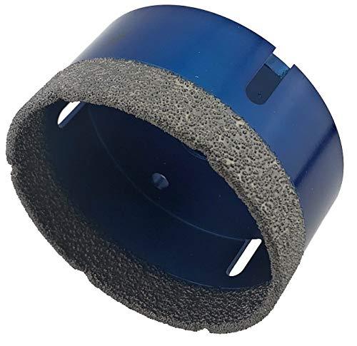 PRODIAMANT Premium Diamant-Bohrkrone Fliese/Feinsteinzeug 80 mm x M14 PDX955.880 80mm passend für Winkelschleifer