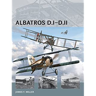 Albatros D.I-D.II (Air Vanguard Book 5)
