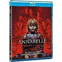 Annabelle Vuelve A Casa Blu-Ray