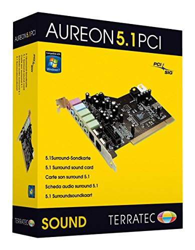 Terratec AUREON 5.1 PCI Carte son 10063