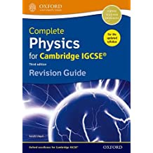 Complete Physics for Cambridge IGCSE (R) Revision Guide (Igcse Revision Guides)