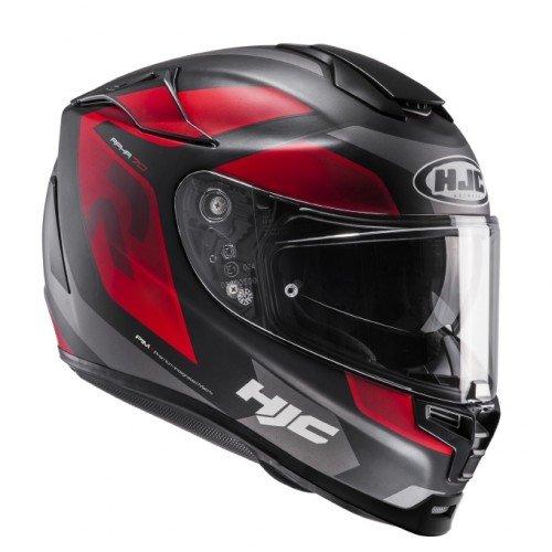 Preisvergleich Produktbild HJC Motorradhelm RPHA 70 Grandal MC1SF,  Schwarz / Rot,  Größe XS