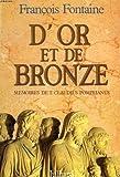 bronze Mémoires Claudius