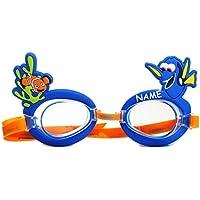 Fisch Dory Gr incl M/ädchen /& Jungen // f/ür Schulr.. Circa 3 bis 4 Jahre f/ür Kinder Disney alles-meine.de GmbH Regencape // Regenponcho 98-104 Findet Nemo Name