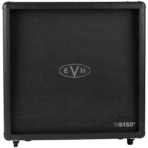 EVH 5150III 100S Special Run 4 x12 Electric Guitar Speaker Cabinet - Black Stealth