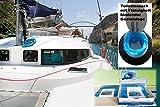 Bedwell Boot Toilettenbeutel mit Superabsorber Gel Einlage PAD PE20