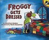 Storytime. Englisch lernen mit authentischen picture books: Storytime 4: Froggy Gets Dressed