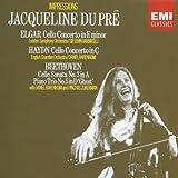 Cello Concerto in E Minor, Op.85 (1988 Digital Remaster): I. Adagio - Moderato