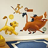 "RoomMates ""Disney's The Lion King"" Giant Wall Sticker"