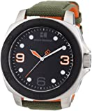 Boss Orange Herren-Armbanduhr Analog Nylon 1512668