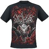 Slayer Mongo Goat T-Shirt schwarz S