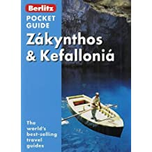 Zakynthos and Kefallonia Berlitz Pocket Guide (Berlitz Pocket Guides) by Maria Lord (30-Apr-2004) Paperback