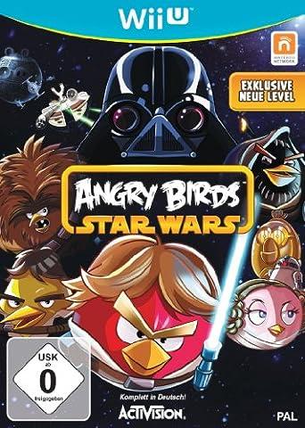 Angry Birds Star Wars - [Nintendo Wii U]