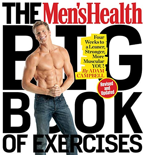 Men's Health Big Book of Exercis...