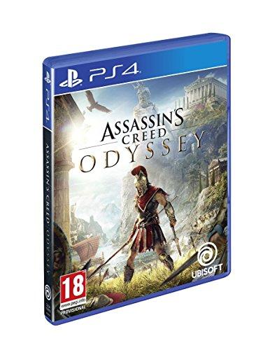 Assassin's Creed Odyssey [At Pegi] - Standard Edition - [Playstation 4]