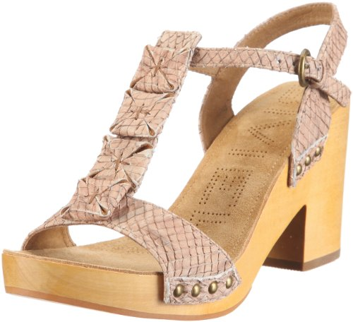 Biviel Sandal 2982, Sandales mode femme Beige-TR-AF